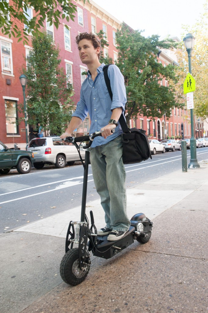 Perfect for daily commuting