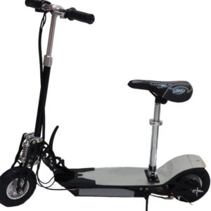 The Lunar Scooter 300—speeds up to 15 MPH and just 40 pounds. Get riding!