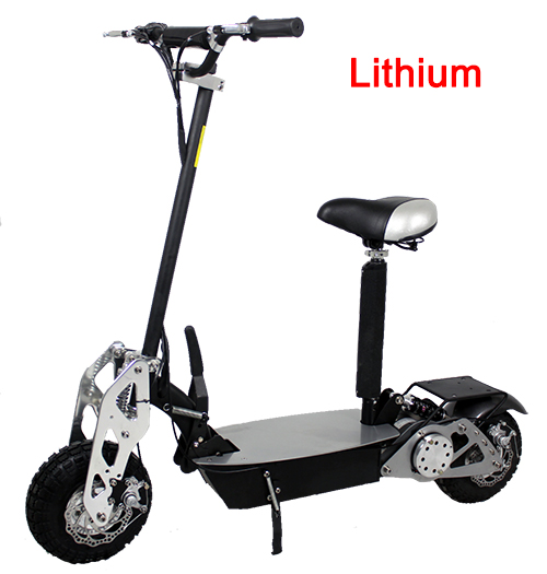 2018 Lunar Scooter 1200 Lithium Lunar Scooters