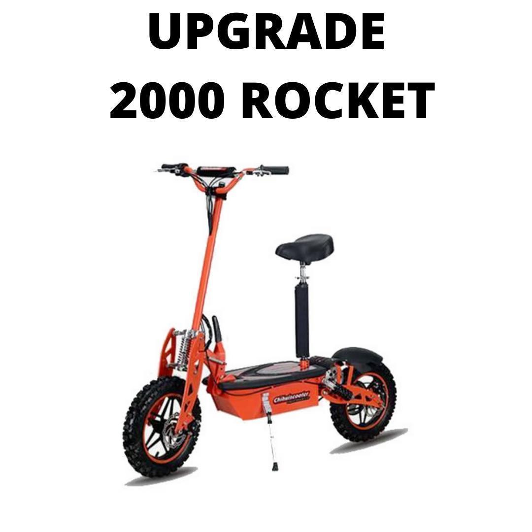 UPGRADE TO 2000 ROCKET